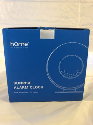 Sunrise alarm clock for Sale in Ciudad Juárez, MX