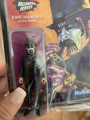 King Diamond Action Figure for Sale in Federal Way, WA
