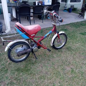 Moped 1980 Honda Express 2 Speed Automatic 50cc for Sale in Fresno, CA