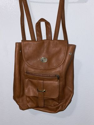 brown backpack for Sale in Bakersfield, CA