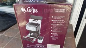 Mr Coffee espresso, latte & cappuccino maker for Sale in Irvine, CA
