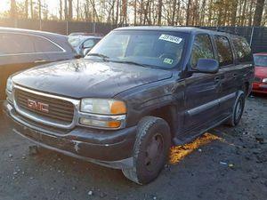 2004 GMC YUKON XL C1500 5.3L Rear-wheel drive 118536 Parts only. U pull it yard cash only. for Sale in Fort Washington, MD