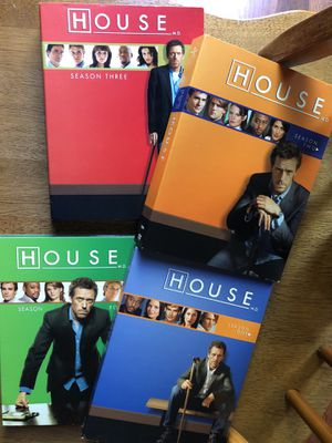 House television series season 1-4 for Sale in Newburgh, IN