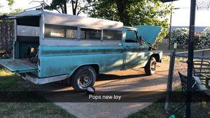 Original aluminum camper shell for Sale in Oroville, CA