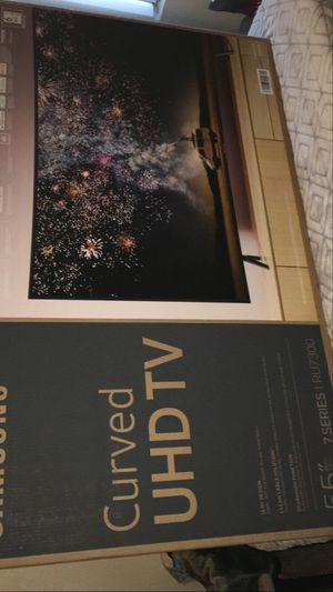 """SAMSUNG 55"""" Class 4K ULTRA HD (2160p) HDR for Sale in Midland, TX"""