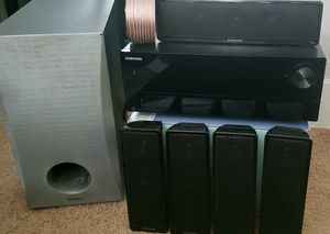 Sony Home Theater Speaker System for Sale in Englewood, CO