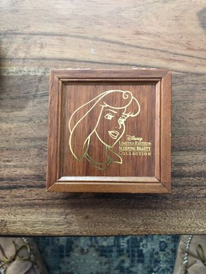 Disney Limited Edition Sleeping Beauty Pin Set for Sale in Kent, WA