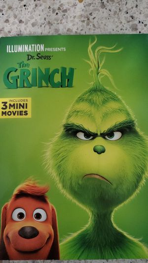 Grinch movie for Sale in Palmdale, CA