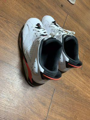 Size 10.5 Jordan 6 low for Sale in San Antonio, TX