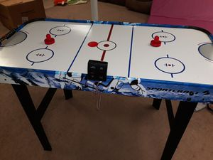Air hockey table for Sale in North Massapequa, NY