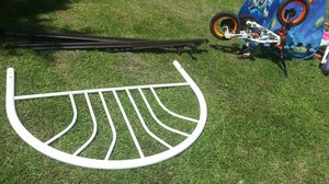 Household goods for sale today..Bikes, baby items, bed rails bar stools and more! for Sale in Durham, NC