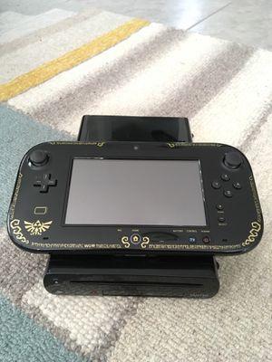 Nintendo Wii U Zelda Edition Switch for Sale in Miami, FL