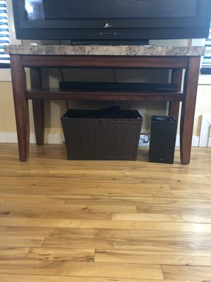 Tv console for Sale in Manchester, CT