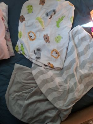 Changing table sheets for Sale in Mountain View, CA