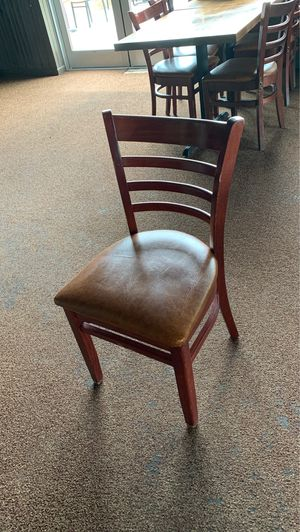 Industrial Wooden Chair for Sale in Ashburn, VA
