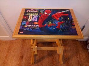 Child's SPIDER-MAN desk for Sale in Montclair, CA