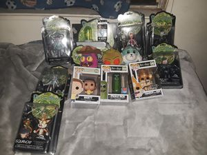 Rick and morty collection for Sale in Modesto, CA