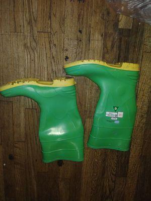 Rain boots sz12 for Sale in Houston, TX
