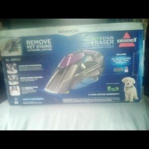 Bissell Pet Stain Eraser for Sale in Fresno, CA