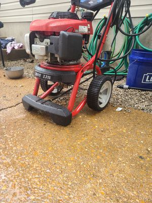 Honda pressure washer for Sale in St. Louis, MO