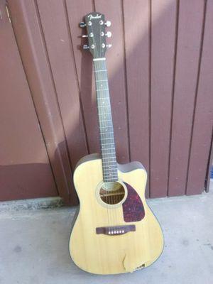 Fender acoustic guitar for Sale in Salt Lake City, UT
