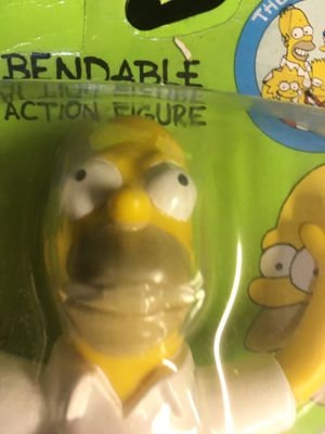 Vintage Simpsons Action figure Collection for Sale in El Paso, TX