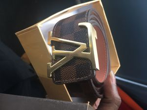 Louis Vuitton belts for Sale in South Euclid, OH