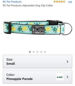 Brand NEW small dog collar for Sale in Newton, MA