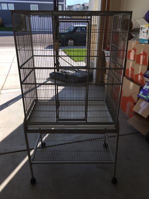 L Bird cage and miscellaneous for Sale in West Valley City, UT