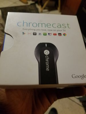 Chromecast for Sale in Champlin, MN