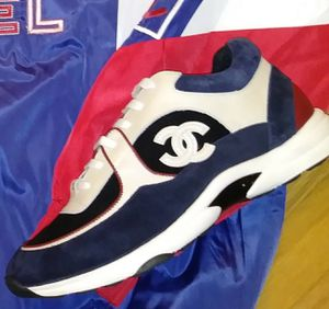 2018 CHANEL LEATHER/SUEDE TRAINERS for Sale in Miami, FL