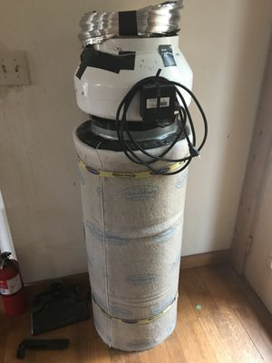 Carbon Scrubber with Fan for Sale in Bailey, CO