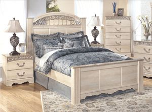 Ashley bedroom set in a box for Sale in Alexandria, VA