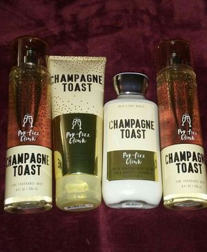 NEW - Bath & Body Works - Champagne Toast Scent!!! for Sale in Vancouver, WA