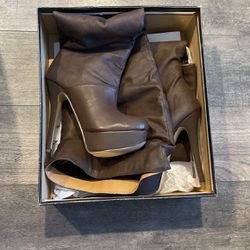 Women's Sz 8 Brown Hesper Boots for Sale in North Las Vegas,  NV