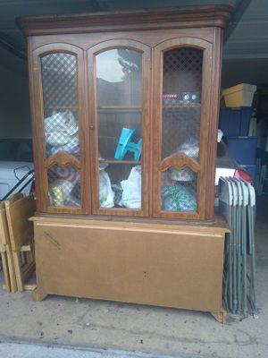 Kitchen cabinet with stand for Sale in Vallejo, CA