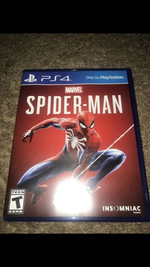 Spider-Man PS4 for Sale in Long Beach, CA