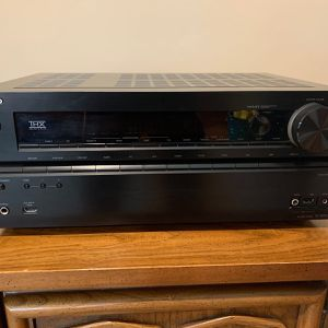 Onkyo TX-NR609 7.2 Channel Network THX A/V Receiver For Repair No Sound for Sale in Beverly Hills, CA