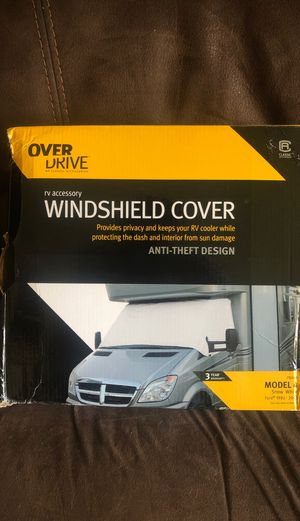RV Ford Econoline Windshieled Cover new never opened. for Sale in Raleigh, NC
