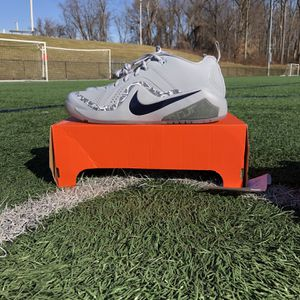 Nike Force Zoom Trout 4 Turf Wolf Grey/Black-Grey Mens 11 (917838-002) Shoes for Sale in Philadelphia, PA