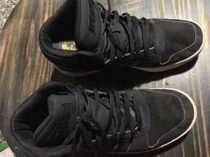 Adidas Men's Hoops 2.0 Core Black, Size 10 Great Condition for Sale in Los Angeles, CA