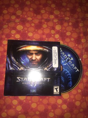 StarCraft 2 Wings Of Liberty for Sale in Los Angeles, CA