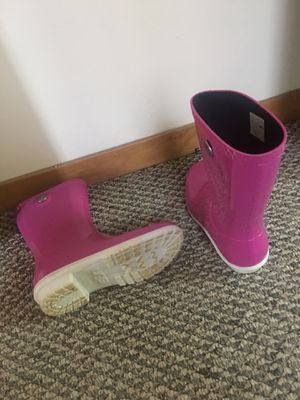 Ugg rain boots for Sale in Milwaukee, WI