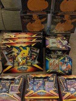 Pokemon Shining Fates for Sale in Rockville,  MD