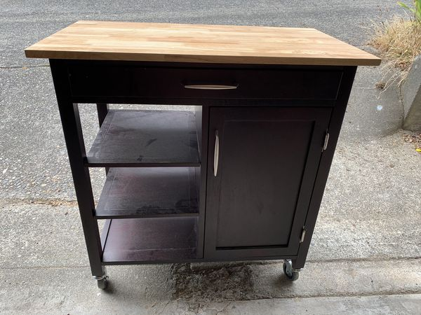 Kitchen Cart for Sale in Seattle, WA - OfferUp