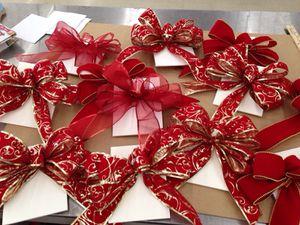 Bow making for Christmas for Sale in Ashburn, VA
