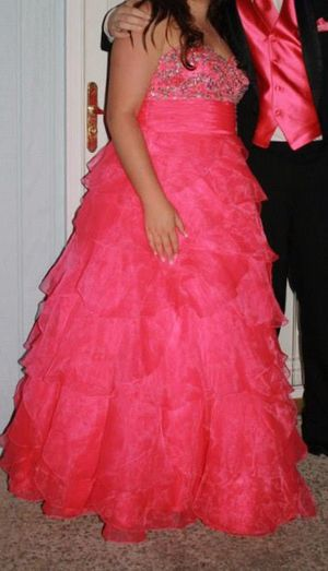 Pink Prom Dress/Blue Prom Dress for Sale in LaFayette, GA