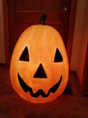 Pumpkin Jack-O-Lantern Blow Mold for Sale in Austell, GA