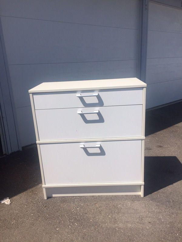Ikea file cabinet