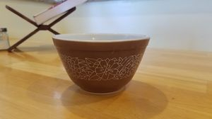 Pyrex Brown Woodland Bowl for Sale in Anaheim, CA